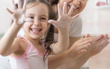 Como falar com as crianças sobre o coronavírus