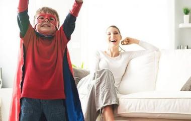 O que fazer com os filhos em casa?