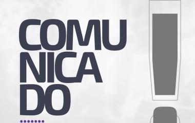 COMUNICADO COLÉGIO JMJ!